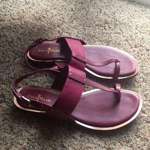 Cole Haan Pelham Winery Sandals